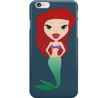 Disney Princess (Bratz) - Ariel iPhone Case/Skin