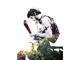 Mark Fischbach - Watercolor Photographic Print
