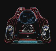 Porsche 917 front, by Antony Fraser by supersnapper