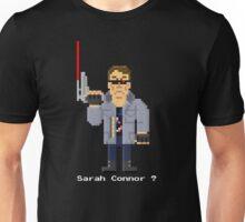 T800 - Terminator Pixel Art Unisex T-Shirt