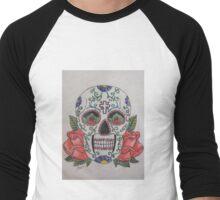 Day of the Dead Men's Baseball ¾ T-Shirt