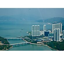 Tung Chung Photographic Print