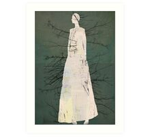 Tree of Bones Art Print