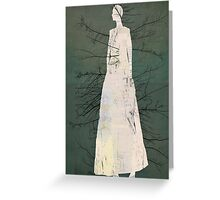 Tree of Bones Greeting Card