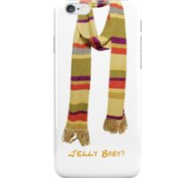Doctor Who - Fourth Doctor Jelly Baby iPhone Case/Skin