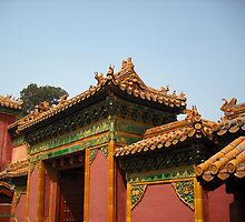 Forbidden City by Nira Dabush