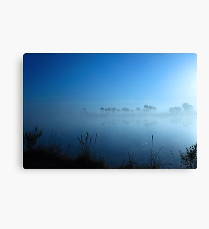 Monument Lake  Canvas Print