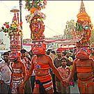 DUSSEHRA FESTIVAL  by manumint