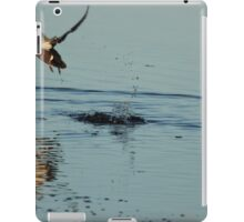 the splash iPad Case/Skin