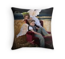 Ideas of God Throw Pillow