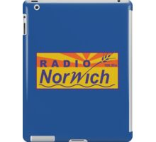 Radio Norwich iPad Case/Skin