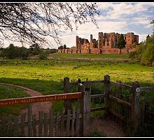 Kenilworth Castle by Shaun Whiteman