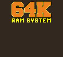 Commodore 64k RAM System T-Shirt