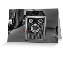 Ansco Greeting Card