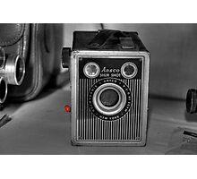 Ansco Photographic Print