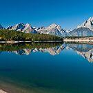 Jackson Lake by Gary Lengyel