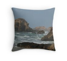 Fort Bragg Throw Pillow