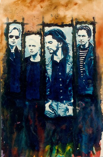 Depeche Mode by kenmeyerjr