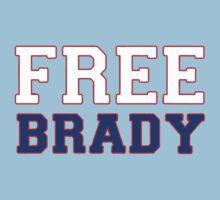 Free Brady (Deflate Gate) by FAdesigns
