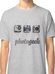 Photogeek Classic T-Shirt