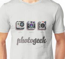 Photogeek Unisex T-Shirt