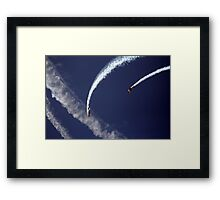 Airshow5 Framed Print