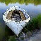 White boat by i l d i    l a z a r