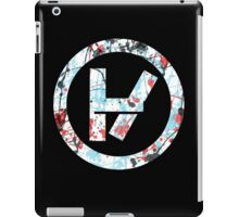 Twenty One Pilots Logo iPad Case/Skin