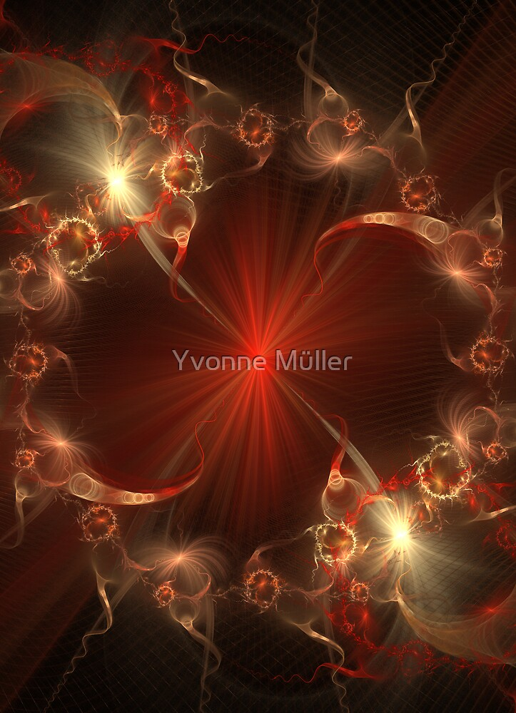 light my soul by Yvonne Müller