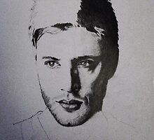 "Dean a ""Work in Progress"" by LTScribble"