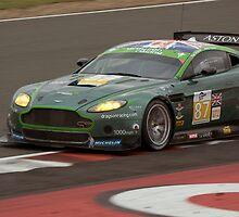 Aston Martin Vantage by Willie Jackson