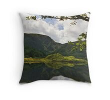 Gougane Barra Lough Throw Pillow