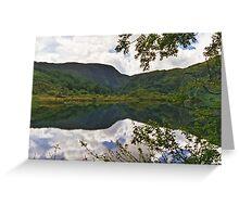 Gougane Barra Lough 2 Greeting Card
