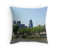 The Bullet Throw Pillow