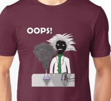 When science goes wrong Unisex T-Shirt