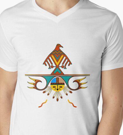 Master of the Sky Mens V-Neck T-Shirt