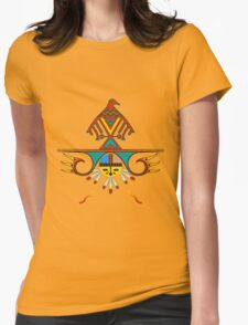 Master of the Sky Womens Fitted T-Shirt
