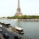 Paris View by longaray2
