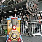 Miami Train Museum by longaray2