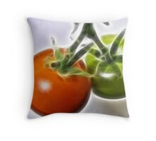 You say tomayto i say tomato Throw Pillow
