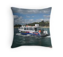 Dive Victoria at Portsea Throw Pillow