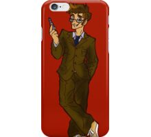 Allons-y! (Without Caption) iPhone Case/Skin
