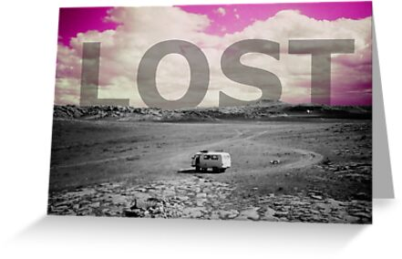 Lost by jezkemp