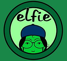 Elfie by spazzynewton