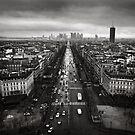 Paris by Kostas Pavlis