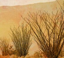My Painted Desert Sticker