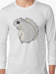 Japanese Squirrel Long Sleeve T-Shirt