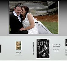 Wedding 2008 by Shevaun  Shh!