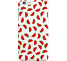 Watermelons Everywhere iPhone Case/Skin