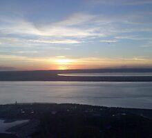 Wyndham sunset by malcolmkerec